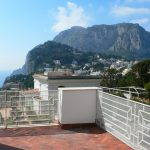 Terrazzo Casa Romana Capri