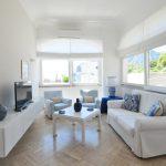 Salotto Casa Veranda Capri