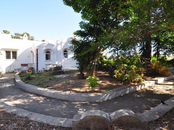 Giardino Casa Tiberio