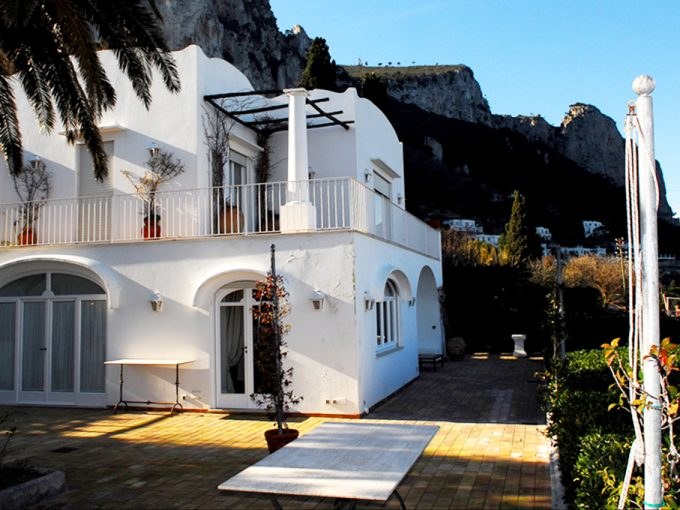 Terrazzo Villa Lisa