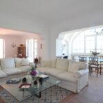 Salotto Villa Savardina Capri