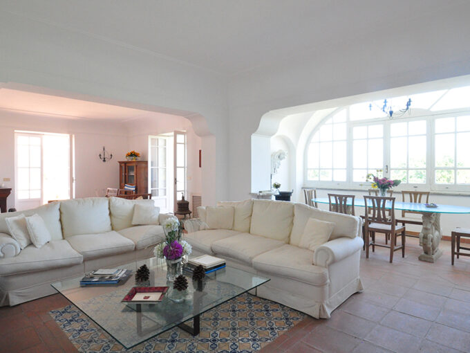Salotto Villa Savardina