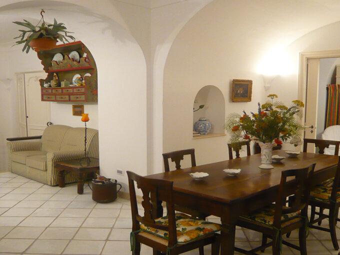 Salotto Casa Reginaldo Capri