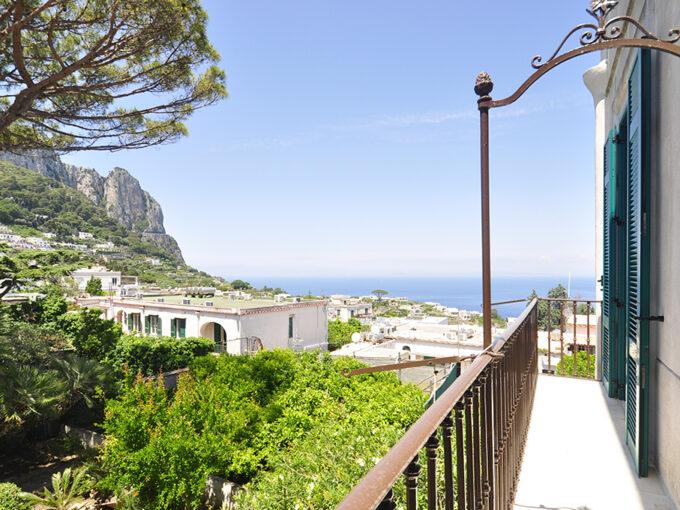 Balcone Casa Giulia Capri