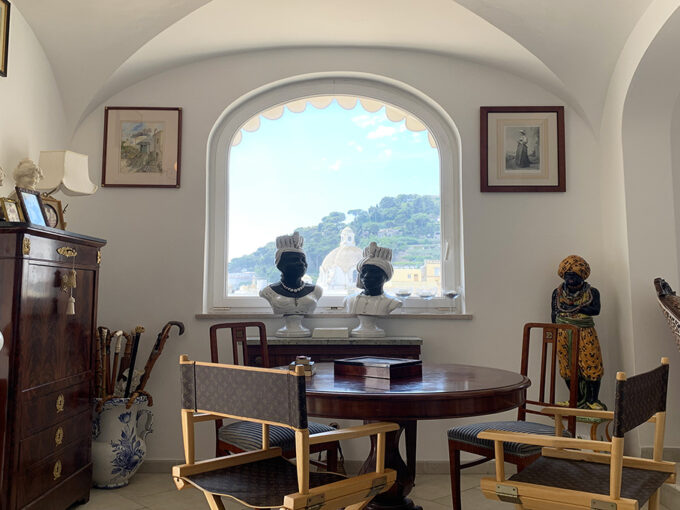 Pranzo Casa Pedro Capri