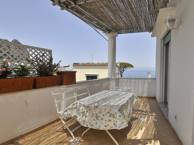 Terrazzo Casa Due Golfi Capri